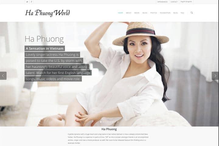 ha phuong world