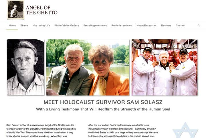angel of the ghetto holocaust survivor stories-2