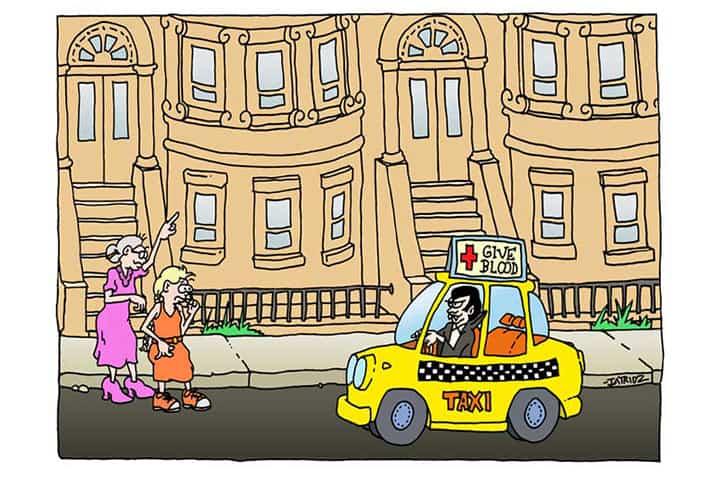 vampire-cab